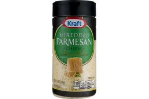 Kraft Shredded Parmesan Cheese