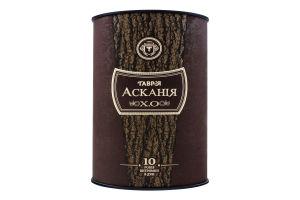 Коньяк 0.7л 40% Аскания X.O. Таврія бут