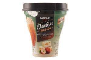 Даниссимо Коктейль йог. десертний 5,2% стакан 260г горіхова-нуга