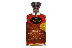 Напій алкогольний 0.5л 30% міцний Wild Orange Craft Collection Tavria пл