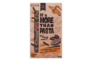 Вироби макаронні без глютену з бананом какао і стевією Healthy Generation к/у 240г