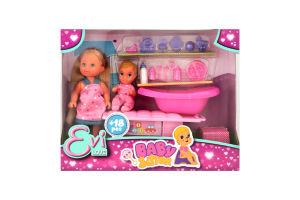 Набор кукольный с малышом для детей от 3лет №105733360 Няня Эви Simba 1шт