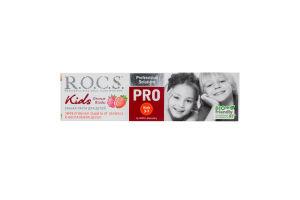 Зубна паста дитяча Лісові Ягоди Kids Pro R.O.C.S. 45г