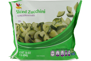 Ahold Sliced Zucchini