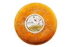 Сыр Золота Коза Афина том и олив выдерж коз/мол26%