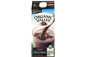 Organic Valley 2% Milk Fat Reduced Fat Chocolate Milk