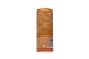 Напій енергетичний Tranquini Ginger Lemongras ж/б 250мл х12