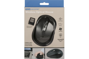 Tech Universe Wireless Optical Mouse