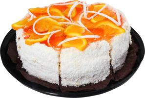Торт Апельсинка