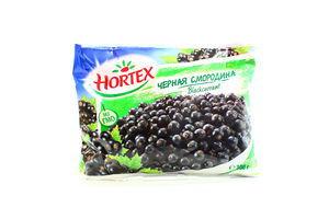 Смородина Hortex чорна 300г