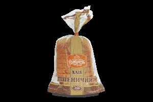 Хлеб нарезанный Пшеничный из муки I сорта Рум'янець м/у 350г