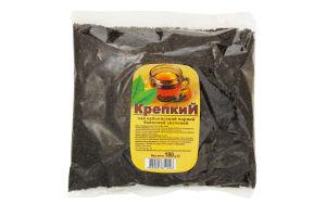 Чай черный Крепкий цейлонский листовой