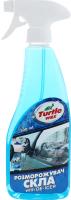 Размораживатель стекла De-Icer Turtle Wax 500мл
