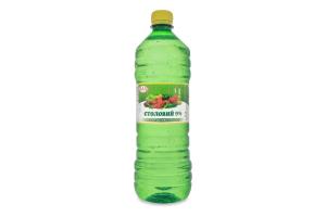 Раствор уксусной кислоты столовый 9% Лад п/бут 0.9л