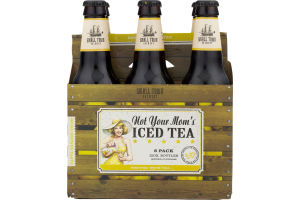 Small Town Brewery Not Your Mom's Iced Tea Brew - 6 PK