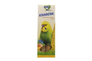Колосок для папуги Природа яєчний 0,14кг