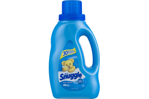 Ultra Snuggle Softener Blue Sparkle