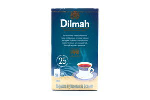 Чай черный цейлонский Dilmah 50пак 75г