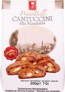 Кантучини BiscottificioBelli Pratobelli миндаль18%