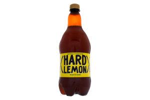 Пиво специальное 0.9л 5% ППБ Hard Lemon п/бут