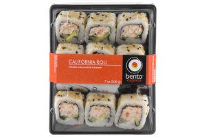 Bento Express California Roll