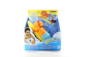 Іграшка д/купання співаючий бобер Tomy