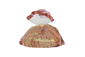 Хлеб половинка в нарезке Украинский новый Цархліб м/у 475г