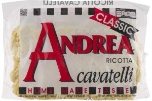 Andrea Ricotta Cavatelli