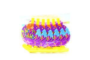 Язички з бахрамою Party Favors 3824С/6