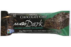 NuGo Dark Mint Chocolate Chip