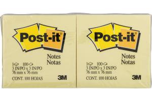 Post-It Note Pads - 12 PK
