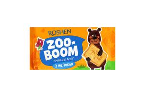 Печиво Roshen Zoo-Boom з молоком для дітей 68г х24
