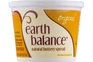 Earth Balance Natural Buttery Spread Original