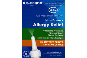 CareOne Non-Drowsy Allergy Relief Spray