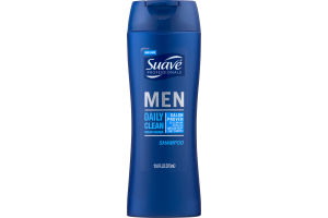 Suave Professionals Men Daily Clean Ocean Charge Shampoo