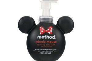 Method Minnie Mouse Foaming Hand Wash Strawberry Fizz