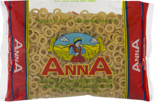 Anna Anellini Siciliani Pasta