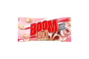 Арахіс смажений солоний зі смаком бекону Boom Nut м/у 30г