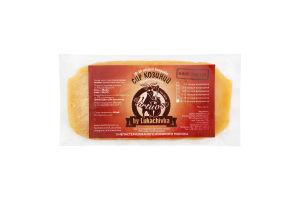 Сыр 50% полутвердый из козьего молока 18-24 месяцев выдержки Virtuoso by Lukachivka кг