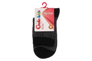 CONTE-KIDS TIP-TOP Шкарпетки дитячі р.20 196 темно-сірий