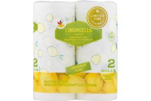 Ahold Limoncello Premium Paper Towels - 2 CT