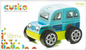 Машинка Cubika-джип LM-9