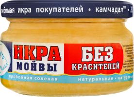 Ікра мойви солона Камчадал с/б 180г