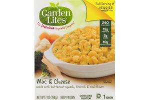 Garden Lites Mac & Cheese