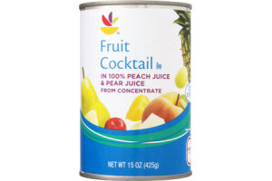 Ahold Fruit Cocktail