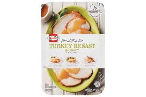 Hormel Slice Roasted Turkey Breast & Gravy