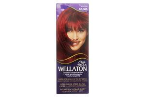 Крем-краска для волос Wellaton Красная вишня №66/46 Wella