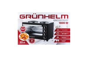 Піч-плита електрична №GN3301RHP Grunhelm 1шт