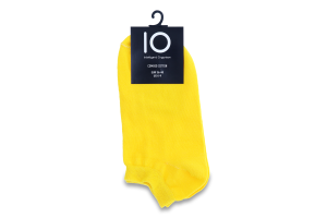 Шкарпетки жіночі IO №460 36-40 темно-жовтий