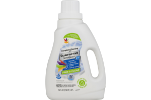 Ahold Complete Cleaning with Quad-Active Technology Laundry Detergent Free & Clear